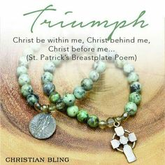 The Power and Inspiration You feel When You Wear Meaningful Jewelry! Just Launched for Spring! Check out website Ctbling.com/tnt