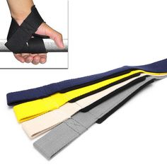 Gym Pro Gym Fitness gloves Training Weight Lifting Powerlifting Hand Wraps Wrist Strap Support for dumbbell New #Affiliate