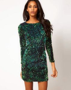 new years eve dress <3