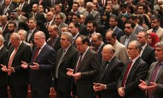 Irak: la séance du Parlement levée dans le chaos http://u.afp.com/mir #Osvaldo_Villarvia #Google+