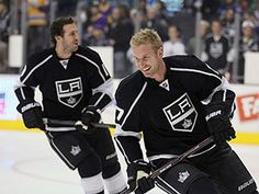 LA King, Jeff Carter, named #2 of the Hottest Players in the NHL 2013 by Cosmopolitan...come see him in person at STAPLES Center this season