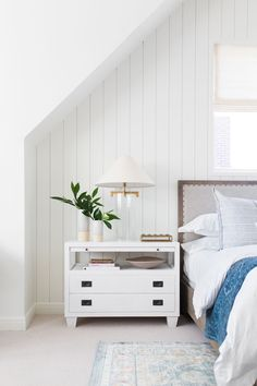 Nightstand Styling - Soft Traditional Bedroom Inspiration on Home Inteior Ideas 5045 Bedroom Sets, Home Decor Bedroom, Girls Bedroom, Warm Bedroom, Bedroom Modern, Bedroom Themes, Bedroom Styles, Dream Bedroom, Furniture Styles