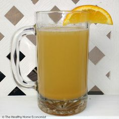 Homemade Electrolyte Replacement