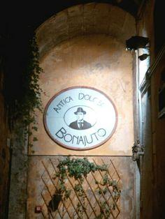 Antica Dolceria Bonajuto in Modica, Sicilia
