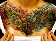 Imagens de Tatuagens de Coração: Significados, Desenhos, Fotos