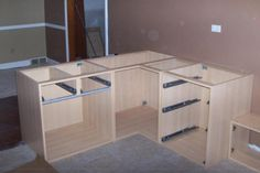 Guide to common kitchen cabinet sizes and dimensions for your next remodeling project.