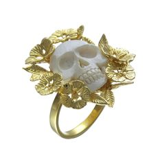 Garden of Delights Ring By Zoe and Morgan