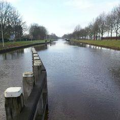 Wilhelminakanaal in Oirschot
