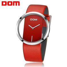 4th of July Deals at SaveMajor.com - Watch Women DOM b... #savemajor http://savemajor.com/products/watch-women-dom-brand-luxury-fashion-casual-quartz-unique-stylish-hollow-skeleton-watches-leather-sport-lady-wristwatches-205?utm_campaign=social_autopilot&utm_source=pin&utm_medium=pin