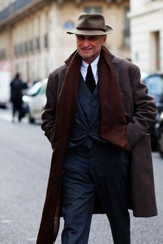 On the Street…. So Much to See, Paris « The Sartorialist