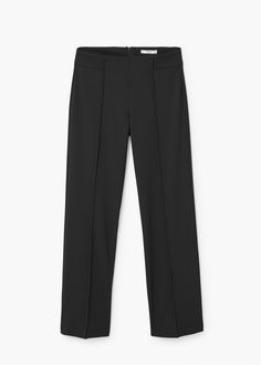 Flowy palazzo trousers - Trousers for Woman | MANGO