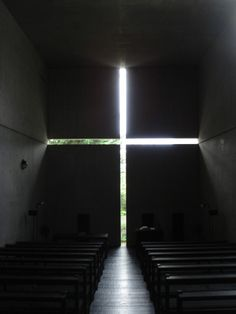 Church of Light, Tadao Ando