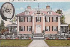 Longfellow House, Cambridge Massachusetts