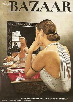 Alexey Brodovitch Harper's Bazaar September 1943