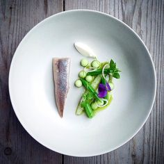 Clean and simple herring dish the Scandinavian way - by @chrisjuvet101 - Photo by @chrisopandertonnesen  Do you want to share your culinary passion with the world and be a part of the international scene? Create your page for free at cookniche.com and start publishing your photos recipes and blogs (including video recipes and video blogs). Cookniche.com is a free social network for all food lovers and their friends. by cookniche