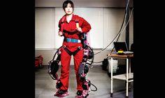 ActiveLink Ninja  Top 15 Exoskeletons Merging Man With Machine http://bionic.ly/1batRzN  #exoskeleton #wearables