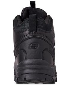2fef178ec7e5 Skechers Men s Relaxed Fit  Relment - Traven Boots from Finish Line - Black  10.5 Hiking