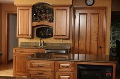 Gallery Images - Island with Recreation Area (mini-bar)
