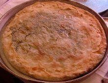 Pizza con la scarola, uvetta e pinoli, una #ricetta della nostra lettrice Nonnananna #fvg @fvglive