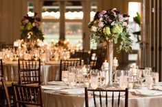 Westhampton Beach Country Club Wedding Venue Photo by Jessica Haley || Wedding Flowers