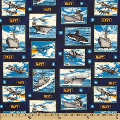Military Salute Navy Patches Blue