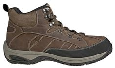 Steel toe & water resistant- what a tough shoe! Dunham Lawrence men's boot