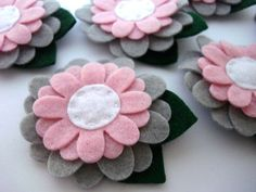 These are so simple looking but so cute! Bet we can do this!