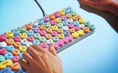 Haha I've always wanted this keyboard :p