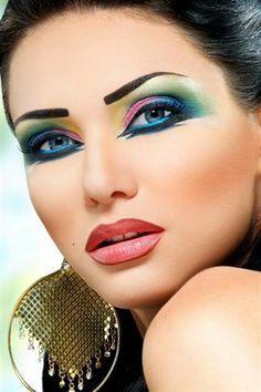 exotic makeup pictures   Exotic makeup