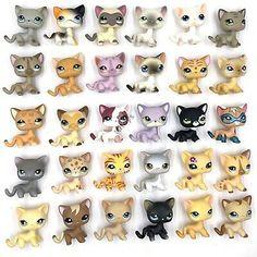 ** NOUVEAU ** ❤ Accessoires ❤ Colliers Bows Jupes iPhone pour LPS Littlest Pet Shop