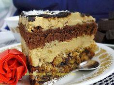 z cukrem pudrem: ciasto Prince Polo