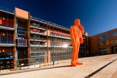 Cité Internationale Lyon by Renzo Piano Xavier Veilhan, Renzo Piano, Lyon France, Rhone, Art Photography, Street Art, Louvre, Europe, Sculpture