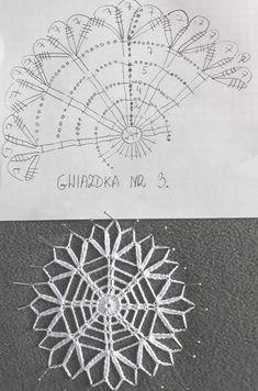Crochet Snowflake Pattern, Crochet Stars, Christmas Crochet Patterns, Crochet Snowflakes, Christmas Snowflakes, Crochet Tablecloth, Crochet Doilies, Crochet Lace, Crochet Stitches