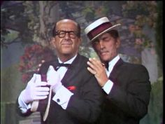 "Dean Martin & Phil Silvers - ""Two Entertaining Boys"""