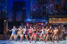 In The Heights -- Walnut Street Theatre -- Philadelphia, PA