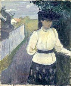 Inger Munch-Edvard Munch