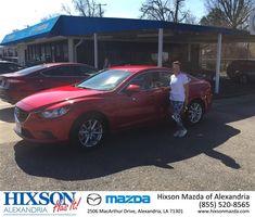 #HappyBirthday to Kayla from Kenderick Veal at Hixson Mazda of Alexandria!  https://deliverymaxx.com/DealerReviews.aspx?DealerCode=PSKP  #HappyBirthday #HixsonMazdaofAlexandria