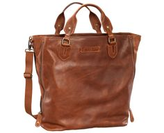 Whitley Leather Tote Bag - Timberland
