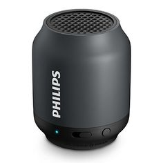 Philips Wireless Portable Speaker Wireless music streaming via Bluetooth Wireless Speaker System, Cool Bluetooth Speakers, Portable Speakers, Som Bluetooth, Laptop Speakers, Bluetooth Headphones, Best Speakers, Audio In, Beauty