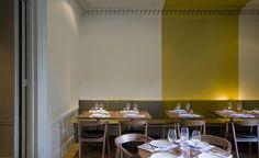December travel news: editor's picks   Travel   Wallpaper* Magazine. Notting Hill Kitchen. Sandra Tarruella Interioristas