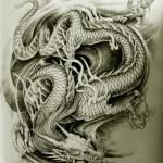 Awesome But Weird Oriental Dragon Tattoo Designs - Paperblog
