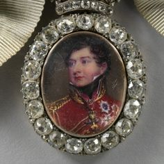 The Royal Collection: Family order of King George IV. Badge. Belonged to Grand Duchess Augusta of Mecklenburg-Strelit