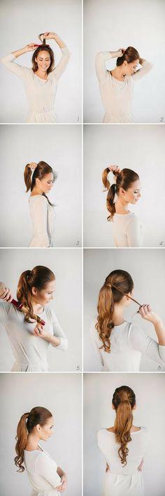 Peinados paso a paso