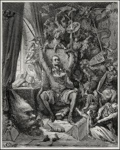 Don Quixote from Book Porn