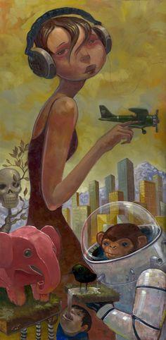 Pinzellades al món: Aaron Jasinski