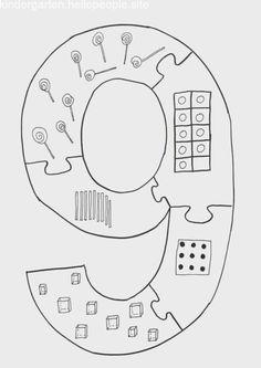 Top 40 Examples for Handmade Paper Events - Everything About Kindergarten Preschool Classroom Rules, Learning Numbers Preschool, Teaching Numbers, Preschool Curriculum, Math Numbers, Teaching Kindergarten, Kindergarten Worksheets, Montessori Activities, Math Crafts