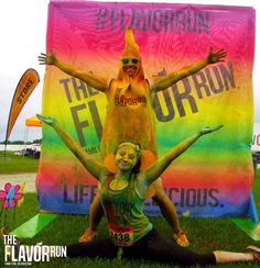 Are you signed up for Tampa?? We think this will be the BEST event yet!! #flavorrun #bananalicious #funrun