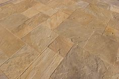 Russet Sandstone Select Paving