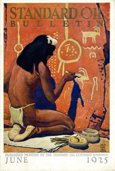 Lorenzo Mattotti, Maynard Dixon, Southwest Art, Southwest Style, Standard Oil, Real Cowboys, National Park Posters, Painting Workshop, Indian Paintings