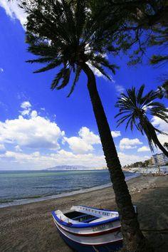 Balneario de los Baños del Carmen - Malaga, Spain Malaga City, Cities, South Of Spain, Malaga Spain, Iberian Peninsula, Spanish, Landscapes, Europe, Beach